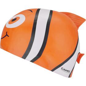 CAMPZ Swimming Cap Kids, naranja